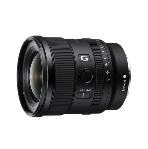 FE 20mm F1.8 G SEL20F18G [ソニーE用]